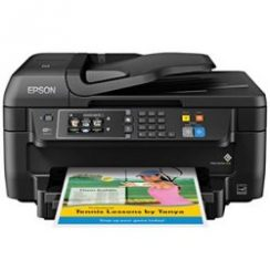 Epson WorkForce WF-2760 Printer