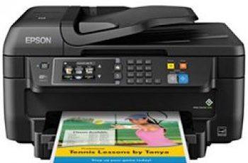 Epson WorkForce WF-2760 Printer
