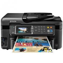 Epson WorkForce WF-3620 Printer