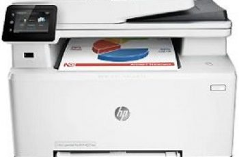 HP Color LaserJet Pro M277dw Printer