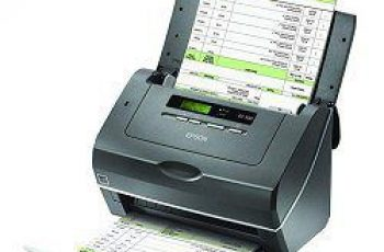 Epson GT-S50 Document Scanner