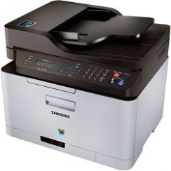 Samsung Xpress SL-C460FW Printer
