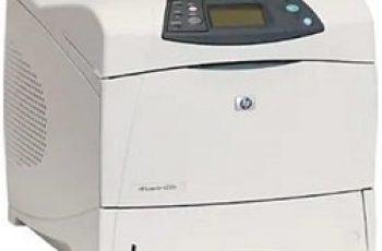 HP LaserJet 4200 Laser Printer