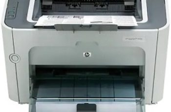 HP LaserJet P1505n Printer