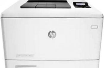 HP LaserJet Pro M452dn Printer