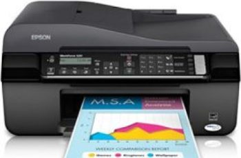 Epson WorkForce 520 Printer