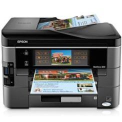 Epson WorkForce 840 Printer