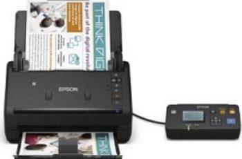 Epson WorkForce ES-500W Document Scanner