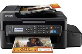 Epson WorkForce ET-4500 Printer