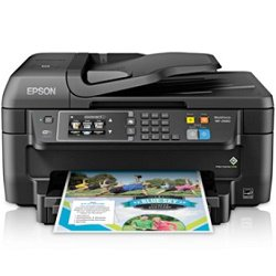 Epson WorkForce WF-2660 Printer