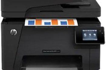HP LaserJet Pro M177FW Printer