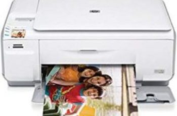 HP Photosmart C4480 Printer