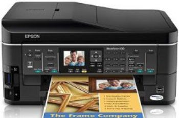 Epson WorkForce 635 Printer