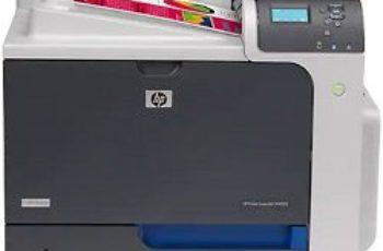 HP Color LaserJet Enterprise CP4525 Printer