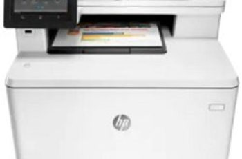 HP Color LaserJet Pro M477fnw Printer