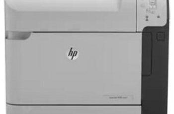 HP LaserJet Enterprise 600 M601 Printer