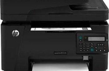 HP LaserJet Pro M127fn Printer