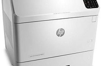 HP LaserJet M604n Printer