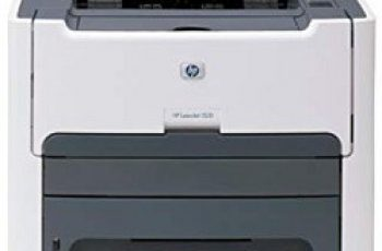 HP LaserJet 1320nw Printer