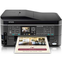 Epson WorkForce 633 Printer